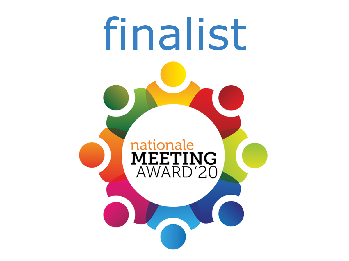 Finalist Nationale Meeting Award 2020